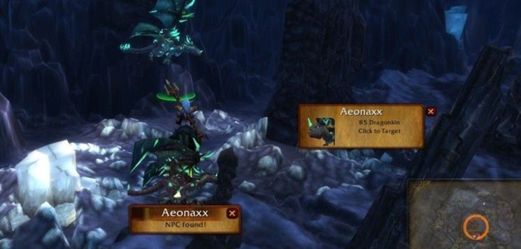 NPCScan для World Of Warcraft